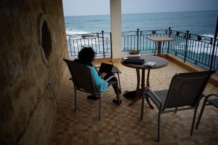 mimi terrasse Al Fanar