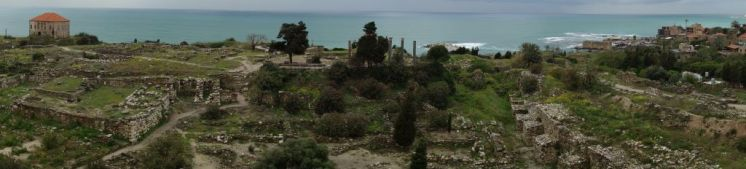 Byblos et son incroyable superposition de sites préhistoriques et antiques